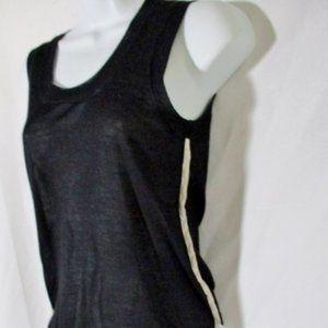 CELINE ITALY Cashmere Silk Blouse Tank Top Shirt